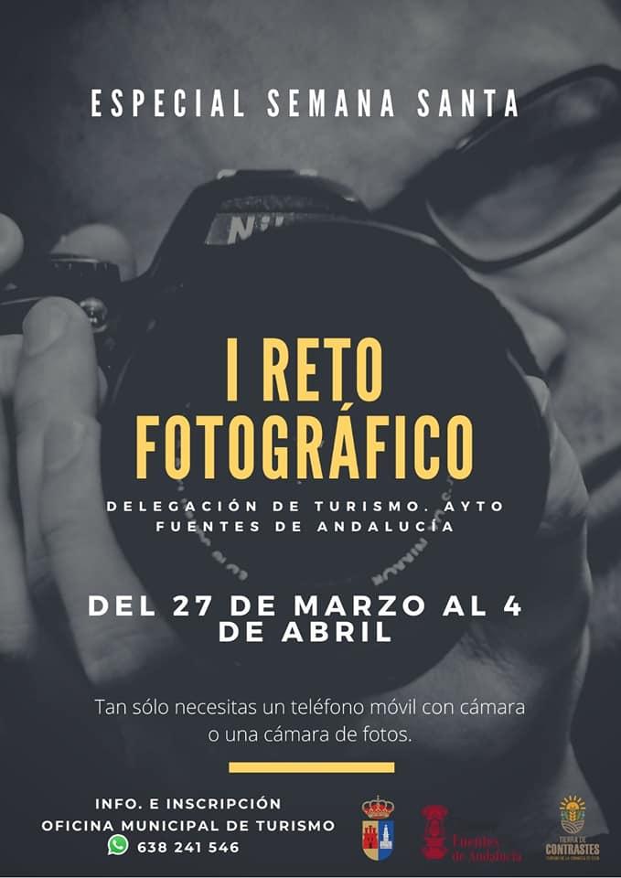 Reto fotográfico Fuentes de Andalucía