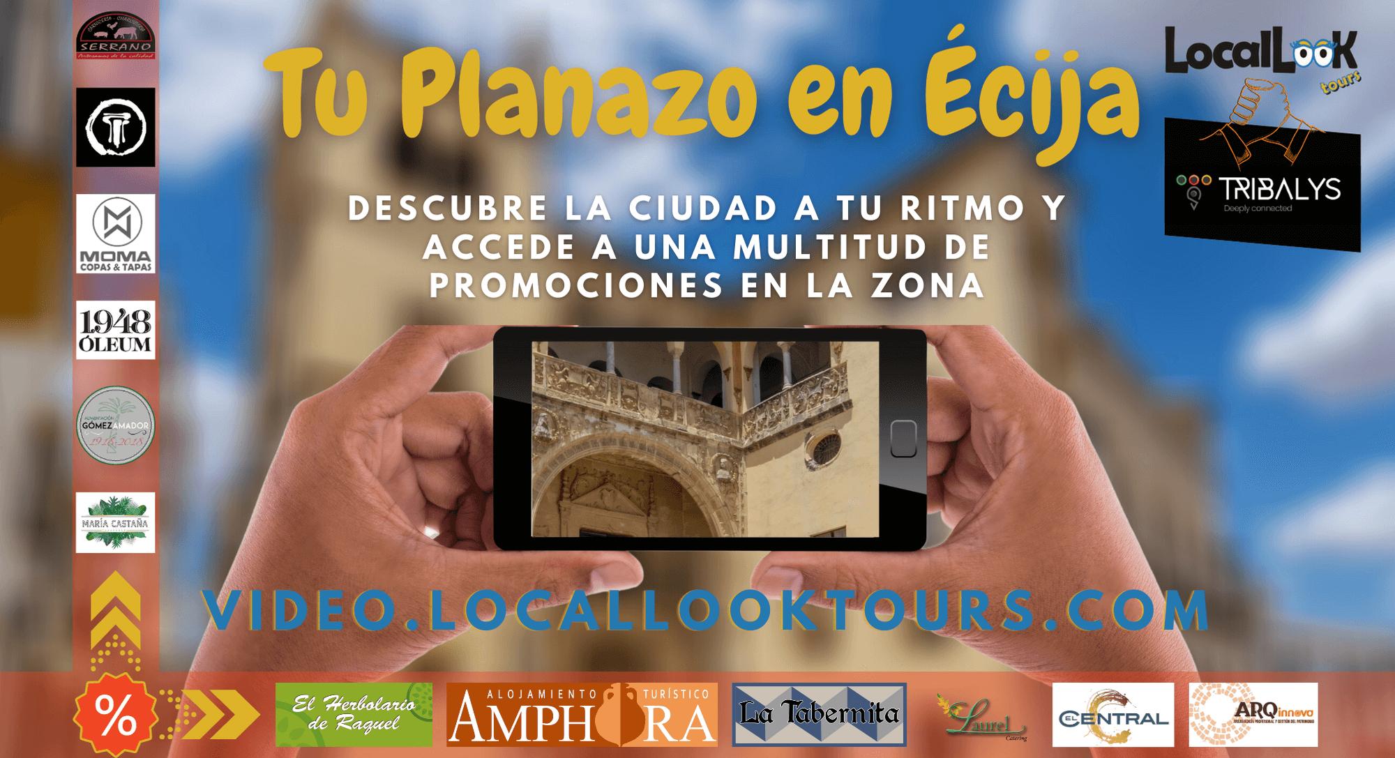 Video guías Local Look Tours