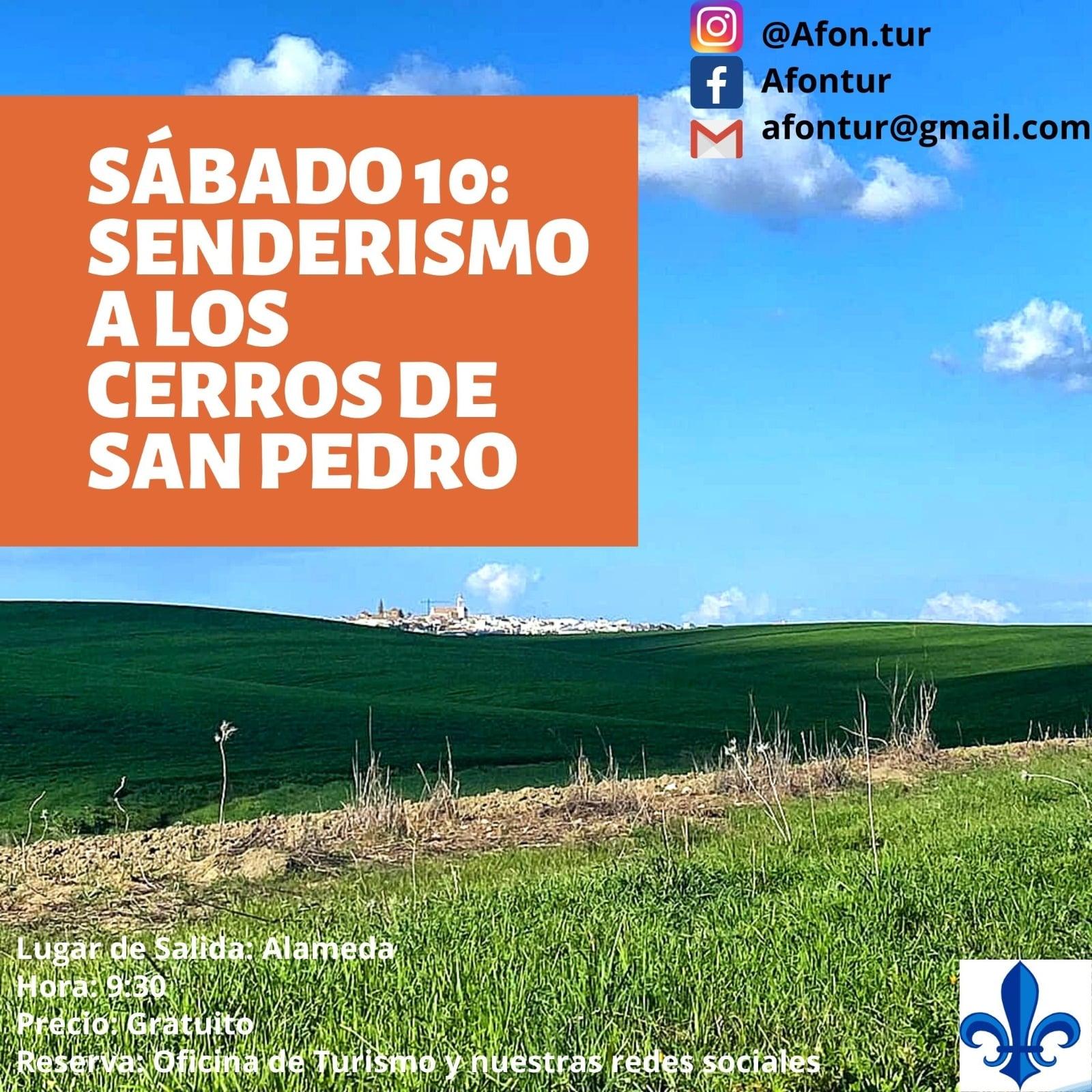 Senderismo a los Cerros de San Pedro